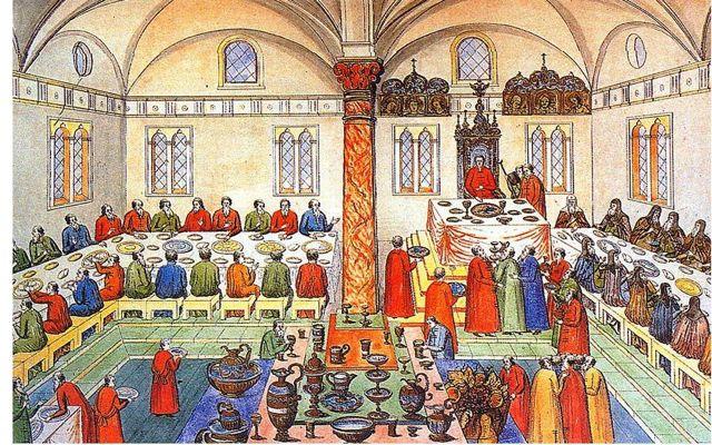 Як харчувалася галицька еліта в ХІ–ХІV століттях.