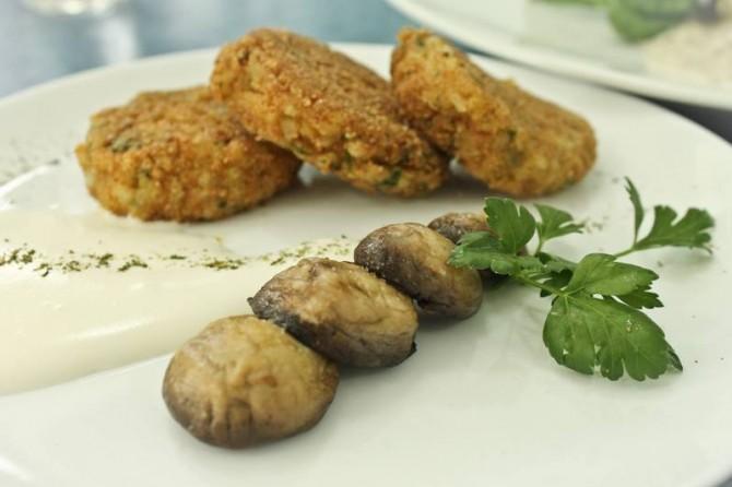 Конкурс галицьких вегетаріанських рецептів