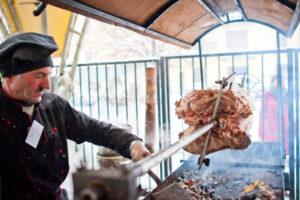 Перший міжнародний форум галицької кухні: ярмарок галицьких продуктів