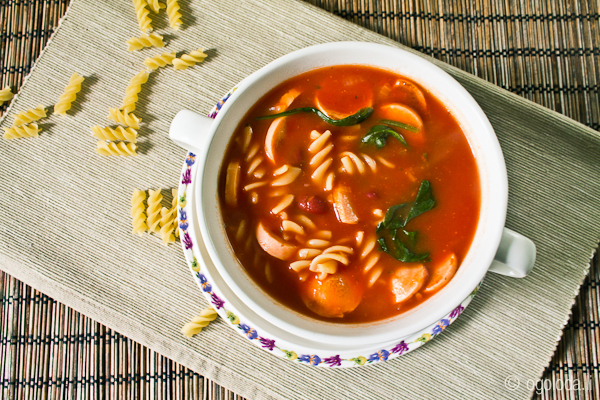 томатна зупа